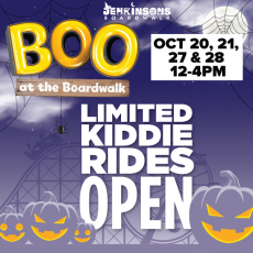 Red Bank, NJ Events for Kids: Boo At The Boardwalk
