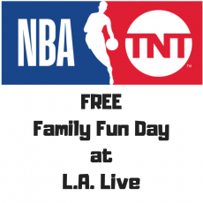 FREE NBA Tip-Off Family Event