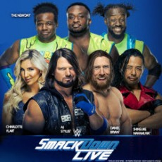 Things to do in Austin West, TX for Kids: WWE Smackdown Live, Frank Erwin Center