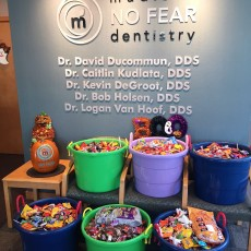 Things to do in Madison, WI for Kids: 2019 Halloween Candy Buy-Back Program, Madison No Fear Dentistry