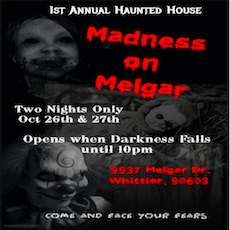Things to do in Whittier, CA for Kids: Madness on Melgar, Whittier, CA