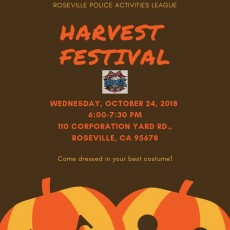 RPAL's Annual Harvest Festival