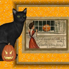 Halloween Bake/Craft Sale with Moon Cat Cafe