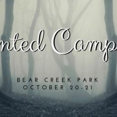 Things to do in Southlake-Keller, TX for Kids: Haunted Camp Out, Keller Parks & Recreation