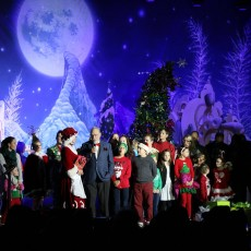 Things to do in Southlake-Keller, TX for Kids: 31st Annual Carol of Lights, Grapevine Parks & Recreation