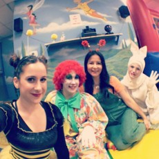 Taline's Halloween Party