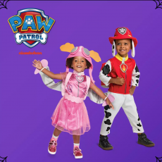 Paw Patrol Trick-o-Treat Event