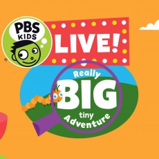Things to do in Lynchburg, VA for Kids: PBS Kids Live! Really Big Tiny Adventure, Berglund Center