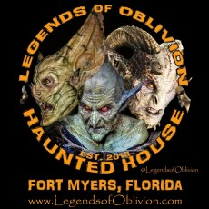 Things to do in Fort Myers, FL for Kids: Legends Of Oblivion, Lee Civic Center