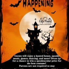 Fort Myers, FL Events: Haunted Happening!
