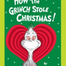 Christmas Who-liday Grinch Party