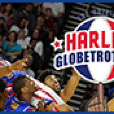 Greenville, SC Events for Kids: Harlem Globetrotters