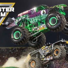 Greenville, SC Events for Kids: Monster Jam: Triple Threat