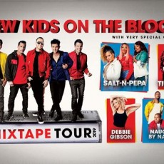 Things to do in Greenville, SC: New Kids on the Block: The Mixed Tape Tour