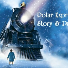 Doylestown-Horsham, PA Events for Kids: Story & Paint: Polar Express - SOLD OUT