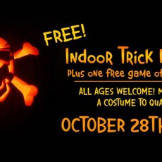 Free Indoor Trick Or Treat Hulafrog Cincinnati West Oh
