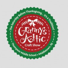 Things to do in Red Bank, NJ for Kids: 38th Annual Granny's Attic Craft Show, Thompson Middle School