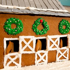 Things to do in Fishers-Noblesville, IN for Kids: Gingerbread Village, Conner Prairie
