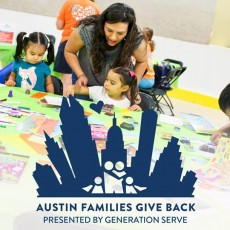 Austin Families Give Back: 2018 Family Volunteer Day