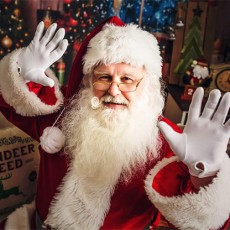 Things to do in Buckeye-Goodyear, AZ for Kids: Breakfast with Santa, Wigwam