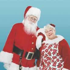 Doylestown-Horsham, PA Events for Kids: Santa Arrives at Bucks Country Gardens!