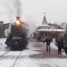 Doylestown-Horsham, PA Events for Kids: Santa's Steam Spectacular