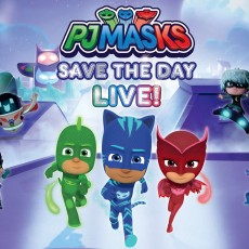 Things to do in Austin West, TX for Kids: PJ Masks Save the Day Live!, H-E-B Center at Cedar Park