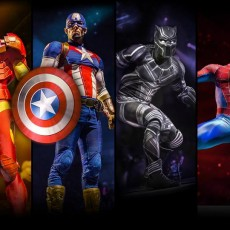 Things to do in Charleston, SC for Kids: Marvel Universe LIVE! Age of Heroes, North Charleston Coliseum & Performing Arts Center