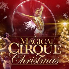 Red Bank, NJ Events for Kids: A Magical Cirque Christmas