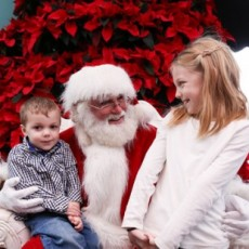 Things to do in Cape May County, NJ: Breakfast with Santa at Congress Hall