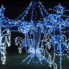Things to do in South Windsor, CT for Kids: Bright Nights at Forest Park, ZOO in Forest Park and Education Center