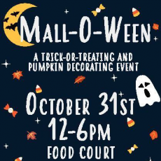 Things to do in Wellesley-Framingham, MA for Kids: Mall-O-Ween at Food Court, Natick Mall