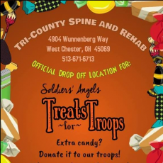 Mason Westchester Oh Hulafrog Soldiers Angels Treats For Troops