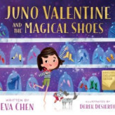 Juno Valentine and the Magical Shoes Storytime & Activities