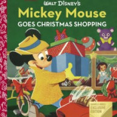 Micky Mouse Goes Christmas Shopping Storytime and Activities