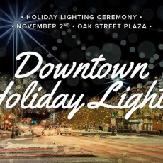 Downtown Holiday Lighting Ceremony