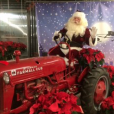 Brookline-Norwood, MA Events for Kids: Open House Santa Visit - Volante Farms