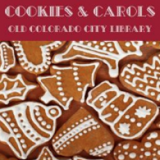 Things to do in Colorado Springs, CO for Kids: Cookies & Carols, Pikes Peak Library District - Old Colorado City Library