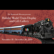 Things to do in Red Bank, NJ for Kids: Winter Wonderland Model Train Display, Monmouth Museum