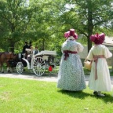 Southern Monmouth, NJ Events for Kids: 19th Century Day of Thanks!