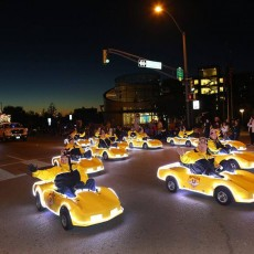 Things to do in Fort Worth Southwest, TX for Kids: Parade of Lights 2018, Moslah Shriners