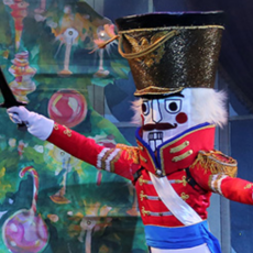 Things to do in Westfield-Clark, NJ for Kids: NUTCRACKER AMERICAN REPERTORY BALLET, State Theatre
