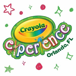 Celebrate in COLOR at Crayola Experience