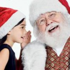 Things to do in Tulsa South, OK for Kids: Caring Santa, Woodland Hills Mall