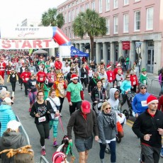 Things to do in Charleston, SC for Kids: 29th Annual Reindeer Run, MUSC Children's Hospital Fund
