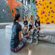 Intro into Climbing for Kids