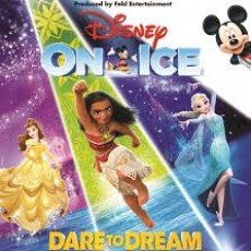 Things to do in Folsom-EDH, CA: Disney on Ice: Dare to Dream