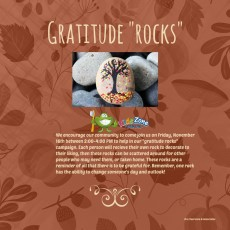 Things to do in Worcester, MA for Kids: Gratitude