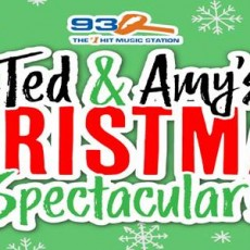 Ted & Amy's Christmas Spectacular