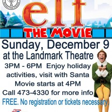 Things to do in Syracuse, NY for Kids: Elf; The Movie, Syracuse Parks & Rec
